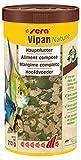 Sera Vipan Nature El alimento Principal con un 4% de harina de Insectos y con Efecto prebiótico, 1 l (Paquete de 1), 1000