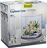 Juego completo para acuario Tetra AquaArt Explorer Line, cangrejo