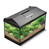 Aquael Leddy 5905546192163 Acuario Set Leddy LED 40, 25 litros Completo Acuario con Moderna tecnología LED