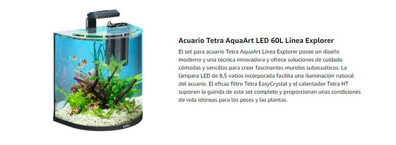 tetra aquaart explorer 60l