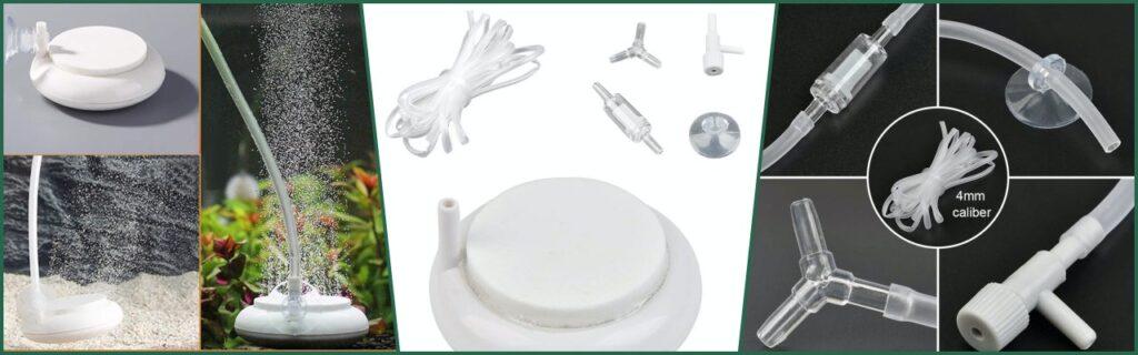 accesorios para aireador acuario tuberia valvula ventosa