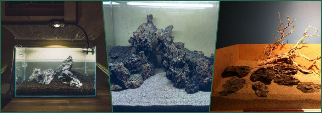 montar nano acuario casero