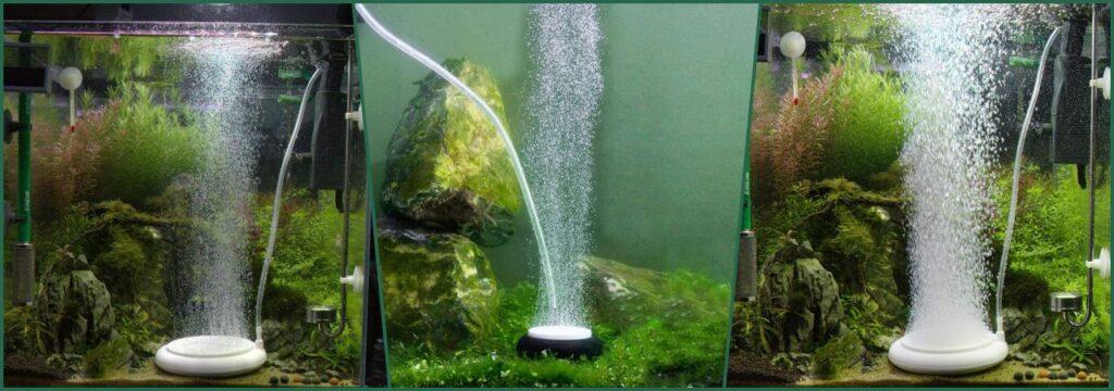 aireador para nano acuario barato burbujas