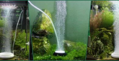 aireador para nano acuarios