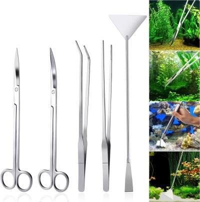 herramientas para plantar plantas decoracion acuario
