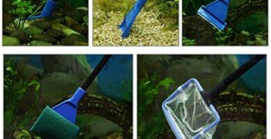 limpieza nano acuarios