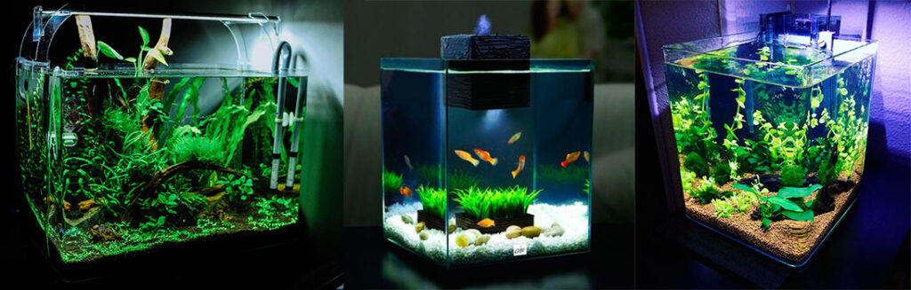 nano acuarios baratos comprar online
